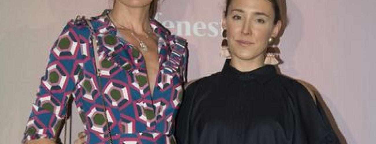 Nieves Álvarez inaugure le premier showroom pop-up de la Fenestra à Marbella