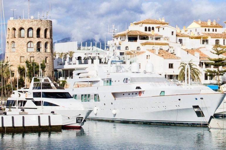 Aristocracia y alta sociedad se citan en Marbella