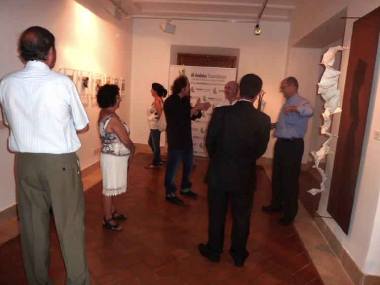 Exposición Colectiva Fundación Al Ándalus