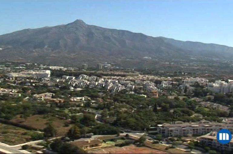Noticia aparecida en RTV Marbella sobre Knight Frank, Diana Morales y el Wealth Report 2015