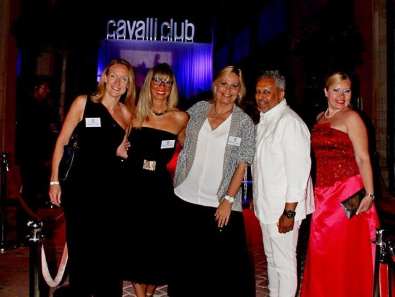 Roberto Cavalli has launched luxury Cavalli Club in Puerto Banus