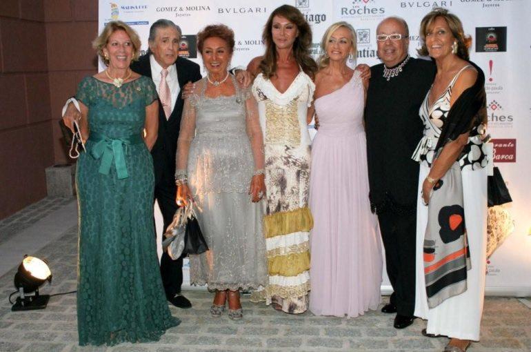 XXVIII Gala de la Asociación Española contra el Cáncer en Marbella