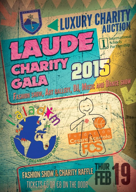 Laude Gala Benéfica 2015