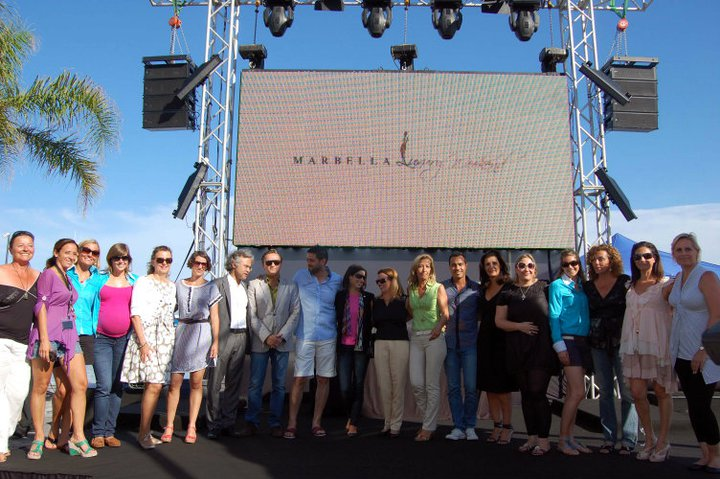 MARBELLA LUXURY WEEKEND, acto de clausura