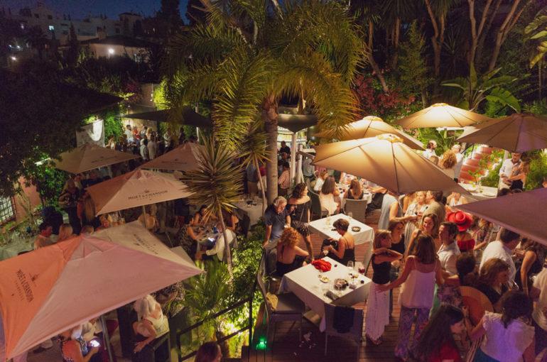 Fotos de la inauguración del restaurante güey