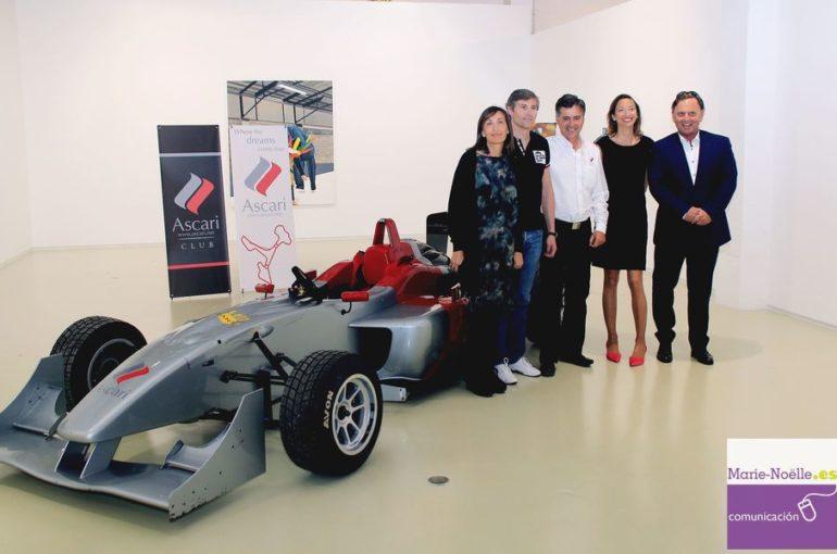 SPV Racing probará el Ligier JS P3 Nissan durante la celebración de Salon Spain los próximos 28 y 29 mayo