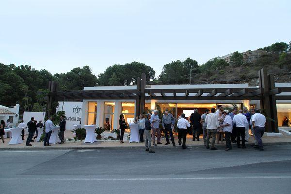 Fiesta de lanzamiento de Marbella Club Hills