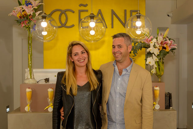 OCEANE BEAUTY launches their first Spanish store in PUERTO BANÚS