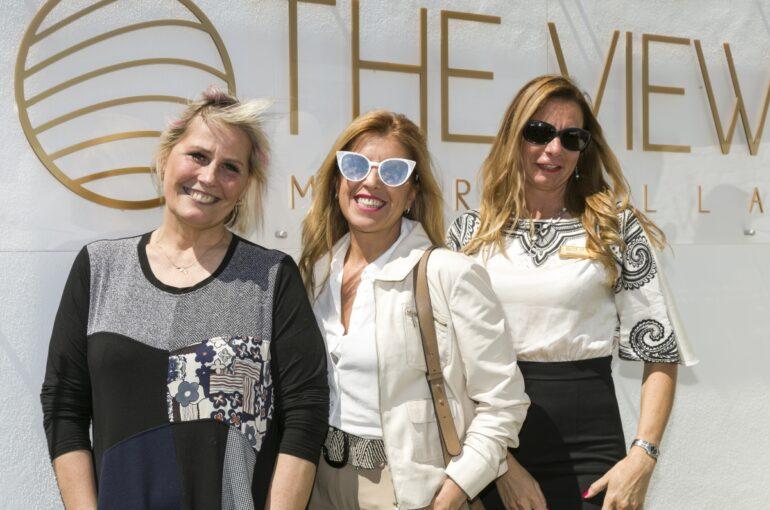Fotos de Wilma Sierra Blanca Inauguración The View Marbella