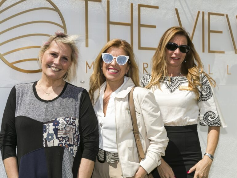 Photos of the  Wilma Sierra Blanca Opening The View Marbella