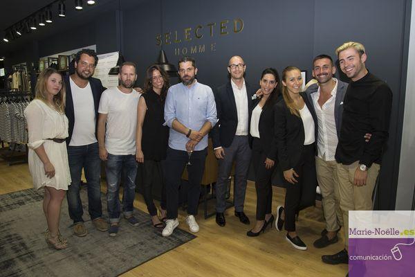 Selected inaugura su primera tienda propia en Puerto Banús