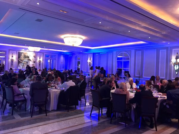 Photos de la Conférence de l'Asociación de Amigos de l'Université de Tel Aviv 13 septembre 2017