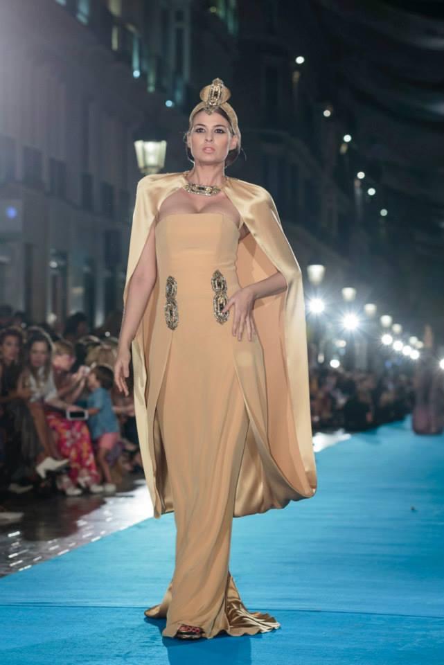 Pasarela Larios Málaga Fashion Week 2014