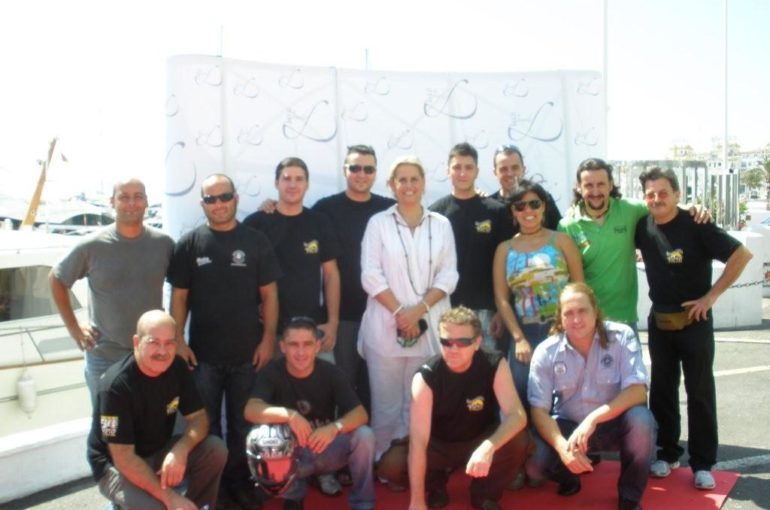 Presentation of BULTACO watches at Luz JEWELS