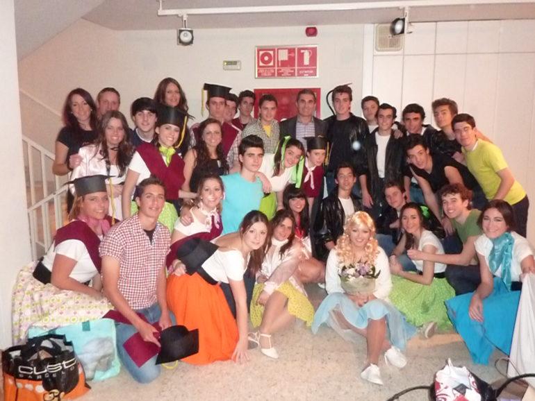 JUNTOS POR UN SUEÑO 2 – Musical a favor de la Fundación Cesare Scariolo