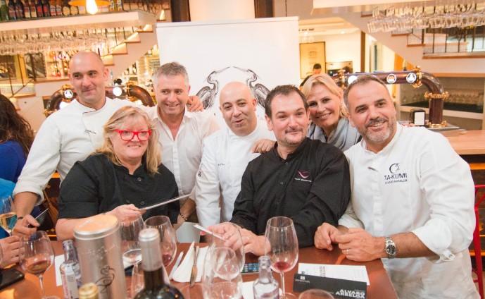 Ambrosía´s Gourmet Market amazes the city´s finest chefs