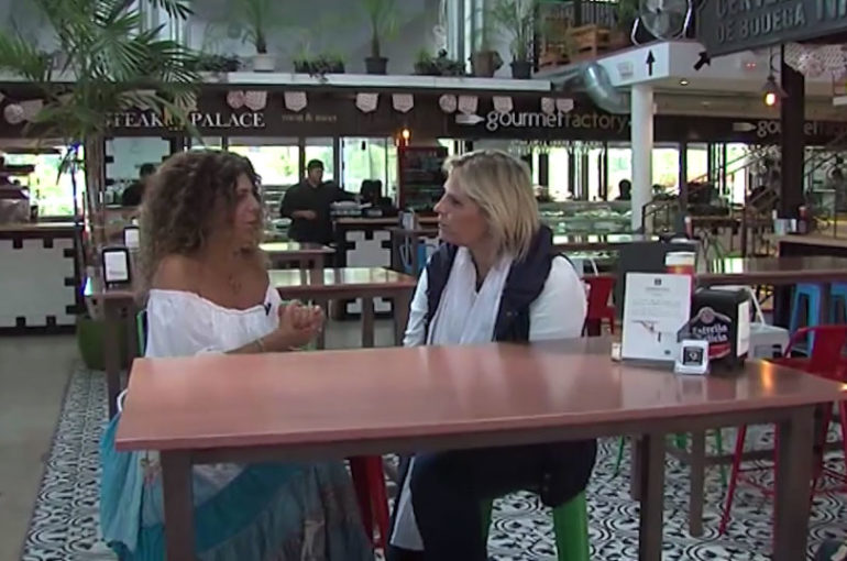 Entrevista de Ambrosía Mercado Gourmet en Marbella Now