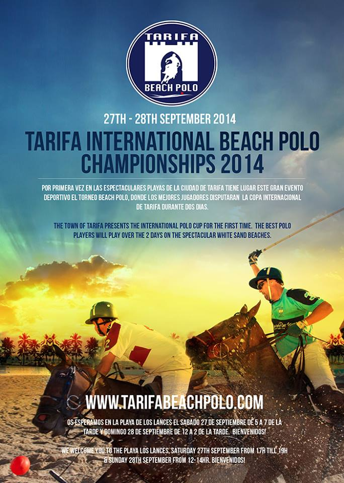 TARIFA INTERNATIONAL BEACH POLO CHAMPIONSHIPS 2014