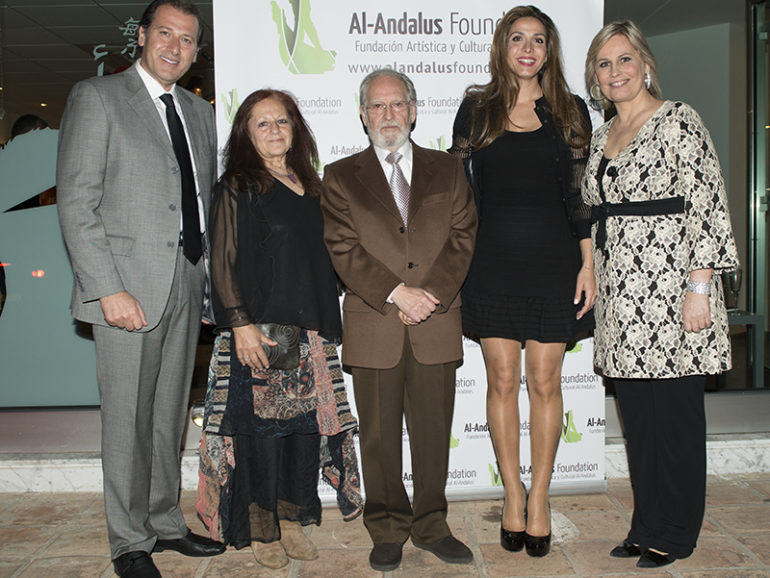 The first exhibition of the Foundation Al-Ándalus