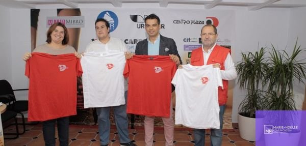 The 2nd Centro Plaza Solidarity Race in aid of the Red Cross will take place next Sunday December 11th