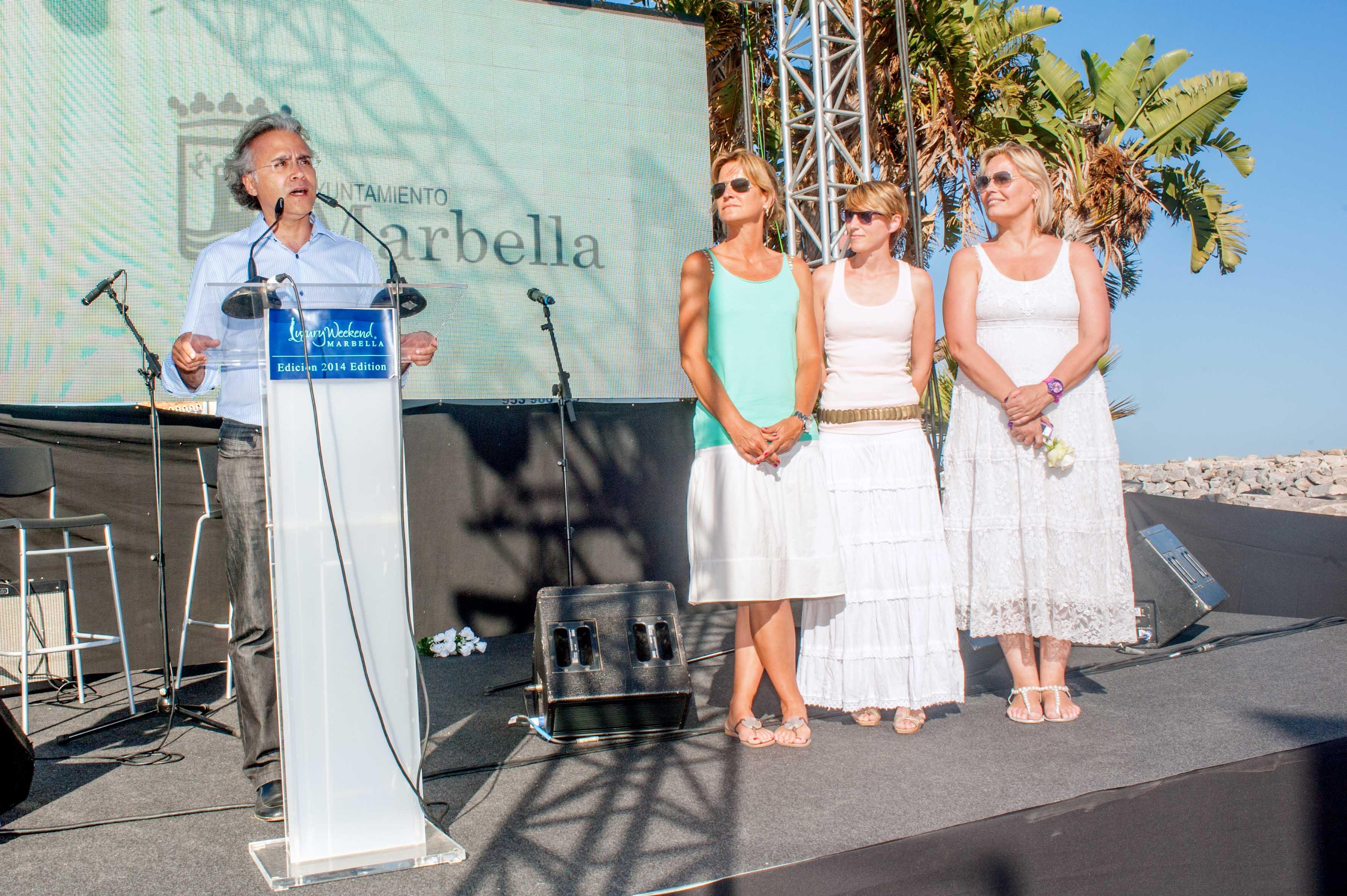 Clausura Marbella Luxury Weekend 2014