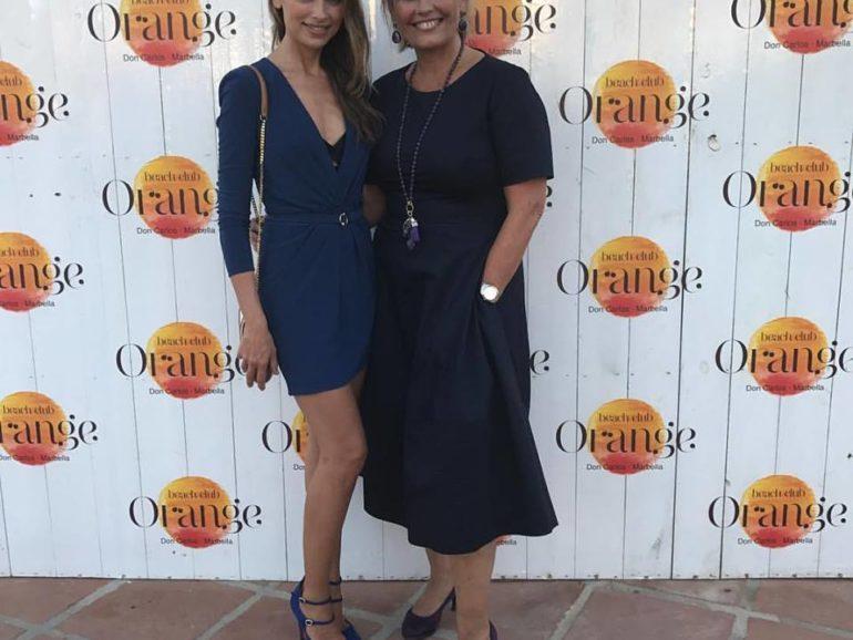 Bienvenida al verano en el Orange Beach Club del Hotel Don Carlos