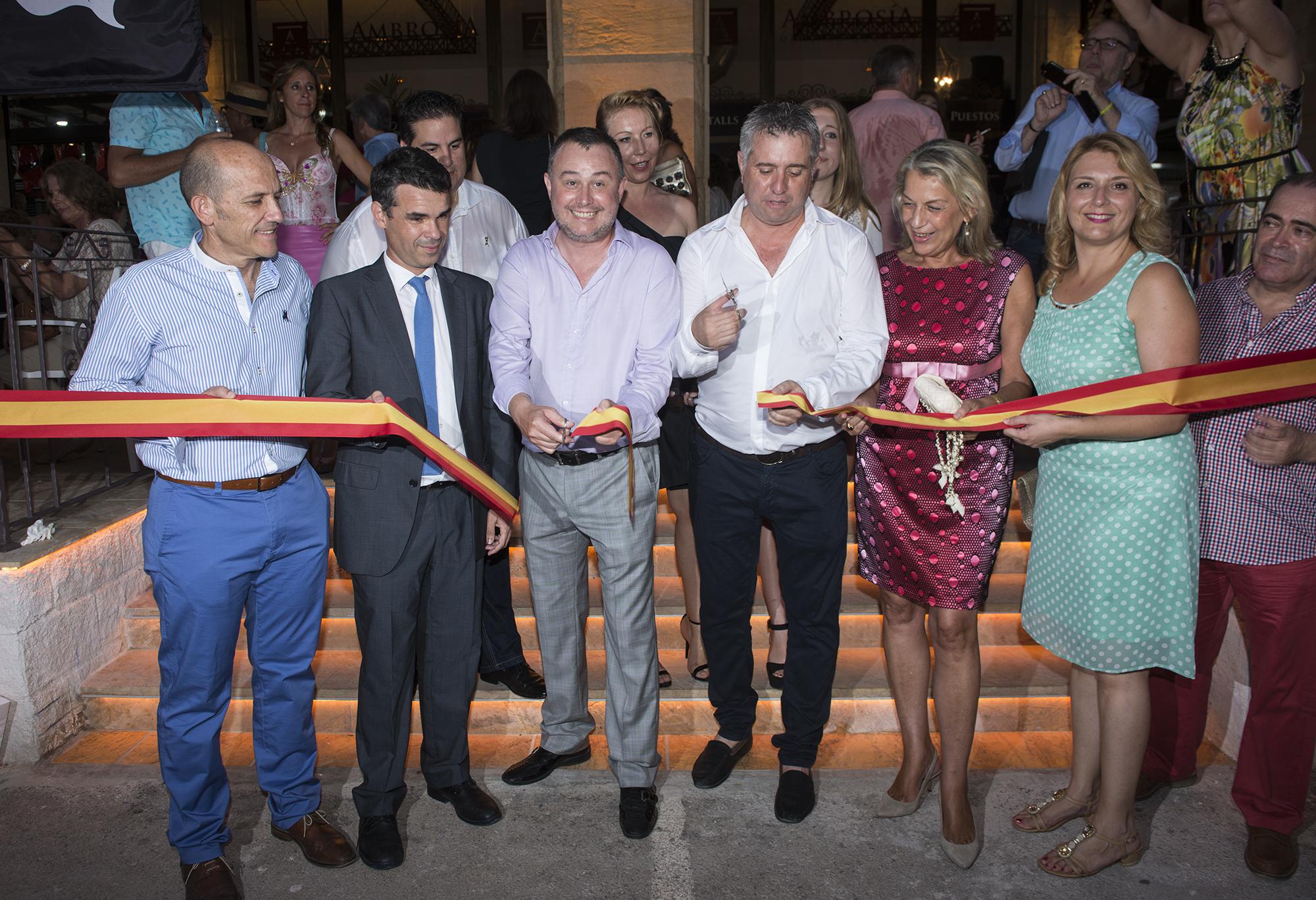 Inauguración de Ambrosía Mercado Gourmet