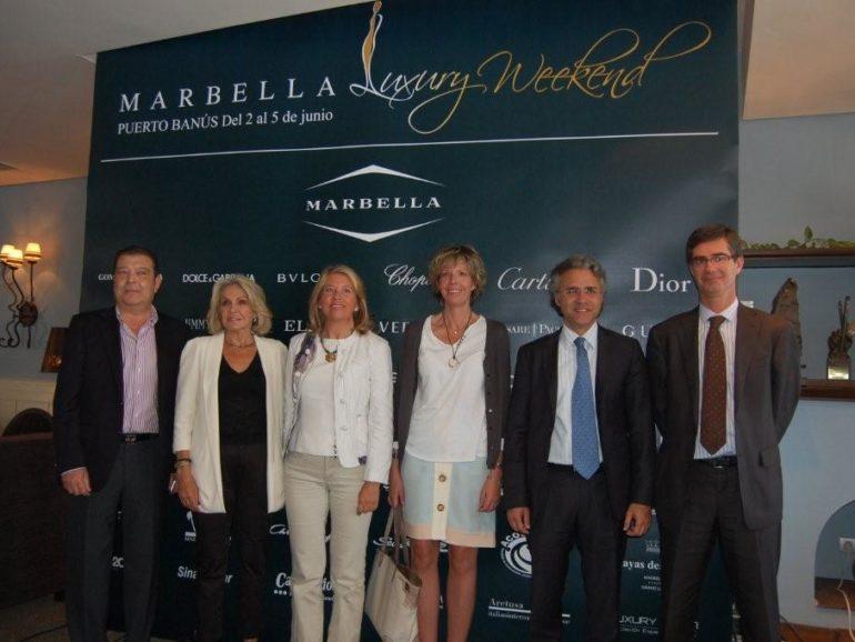 Presentación de MARBELLA LUXURY WEEKEND