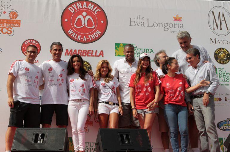 Dynamic Walk-a-Thon del Fin de Semana Filantrópico