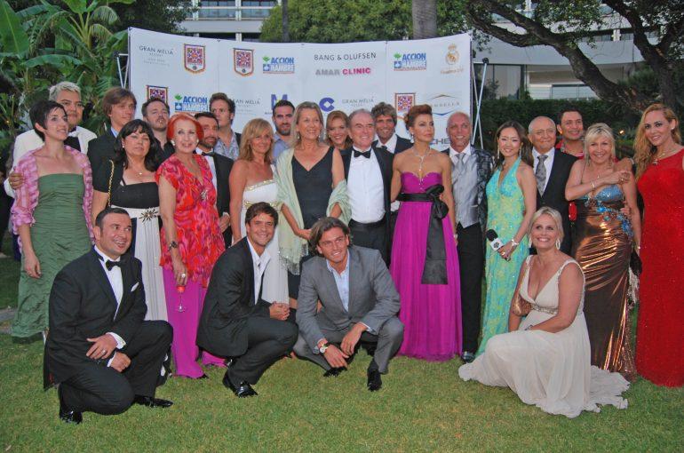 Gala de Acción contra el Hambre en Marbella