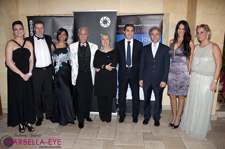6º Gala MARBELLA AWARDS de Essential Magazine
