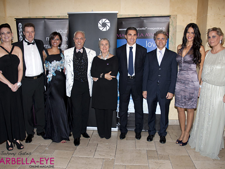 6º Gala MARBELLA AWARDS de Essential Magazine
