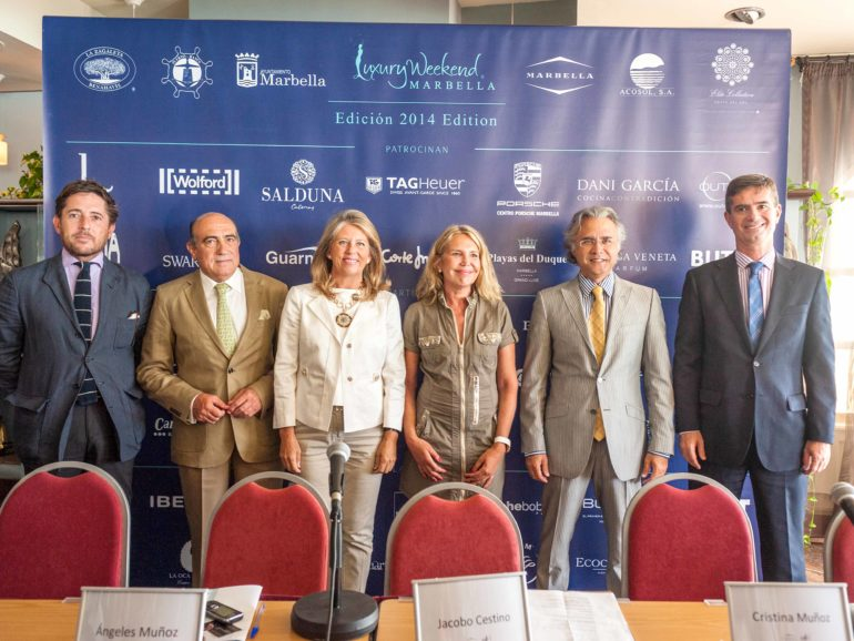 Official Presention of Marbella Luxury Weekend