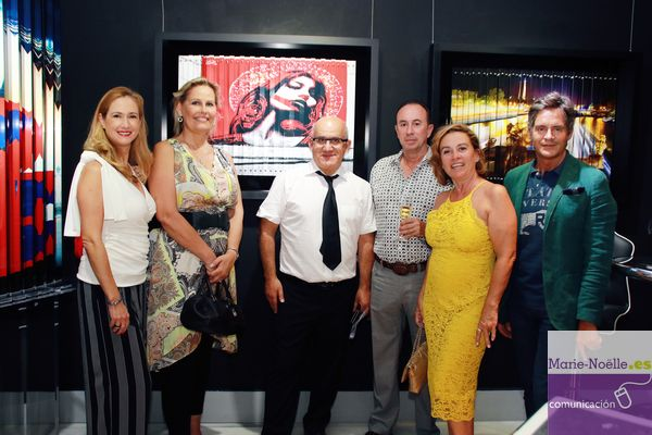 Lirone chooses Marbella to support his contemporary art and widen the ever expanding international clientele
