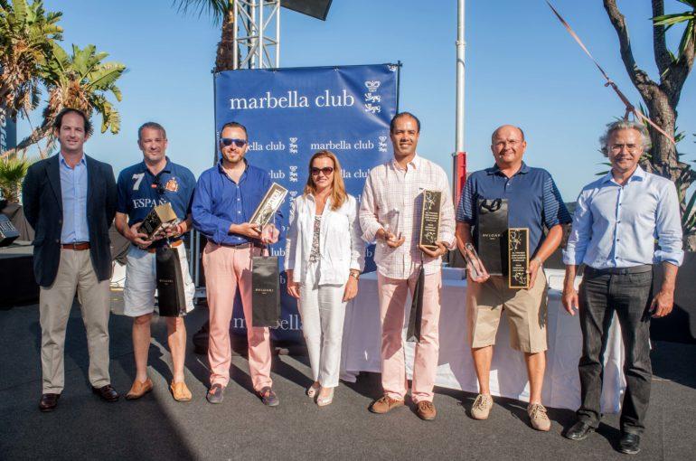 Closing event of Marbella Luxury Weekend 2014