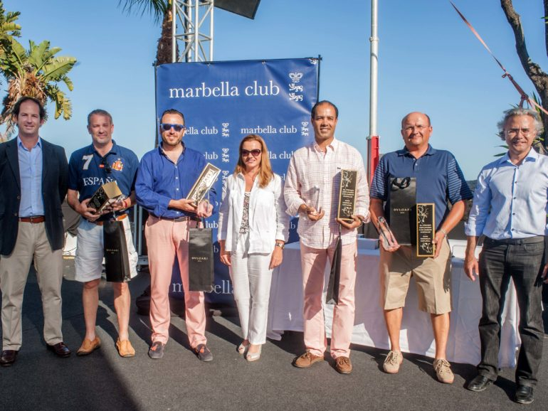 Closing event of Marbella Luxury Weekend 2014
