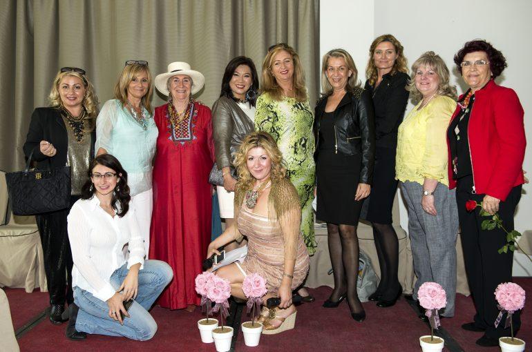 Luks Marbella festejó con una jornada femenina el Día de la Mujer