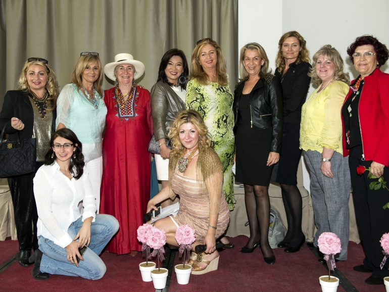 Luks Marbella celebrated International Women's Day with a feminine event