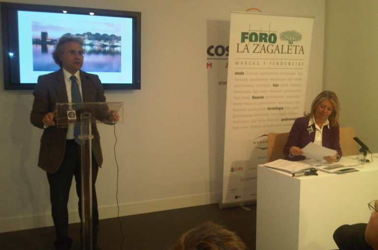 Press Conference of III Marbella Luxury Weekend in FITUR