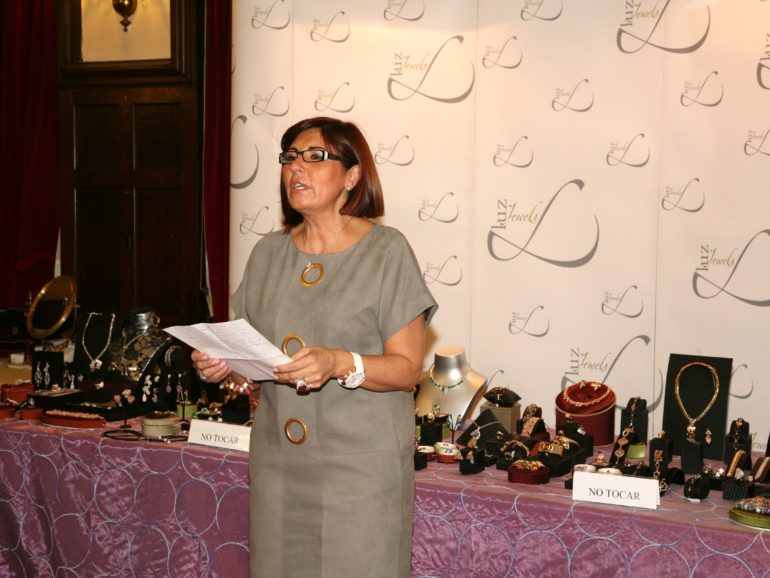 Presentation of LUZ JEWELS in Bilbao