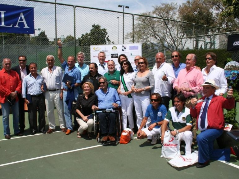 Marbella Birthplace of the Paddle Tennis