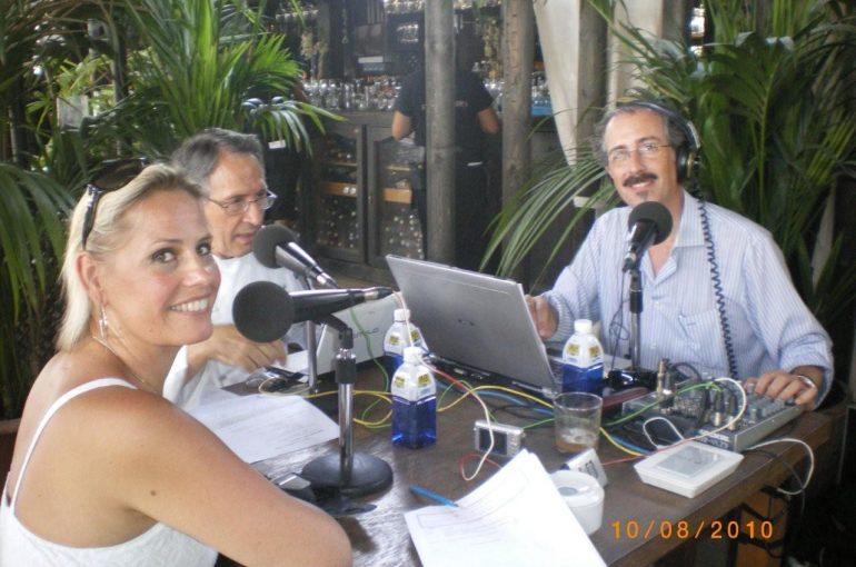 Entrevista en RTV Marbella sobre Torneo de Golf Gomez y Molina para la Fundación Cesare Scariolo
