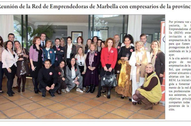 Artículo Marbella Express – 19 de febrero 2011