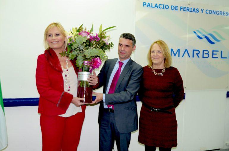 Distinción a mujeres emprendedoras de Marbella por el 8 de marzo