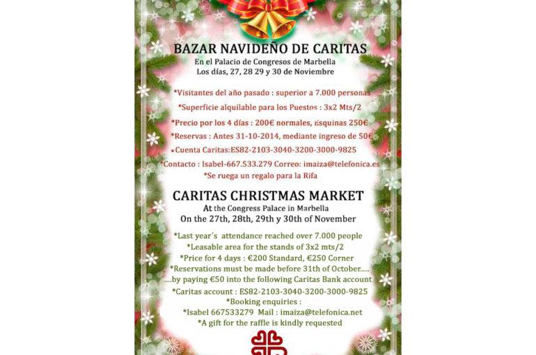Cáritas Christmas Market