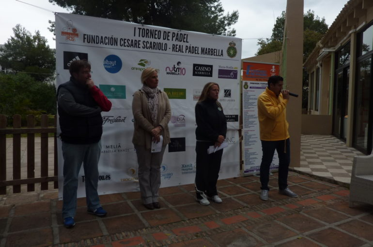 Torneo de Pádel FCS en Real Pádel Club Marbella