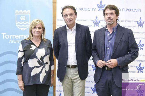 """L'Université de Tel Aviv a choisi Torremolinos pour célébrer sa conférence """"Impact Socio-Politique et Culturel de la nouvelle immigration en Europe""""."""