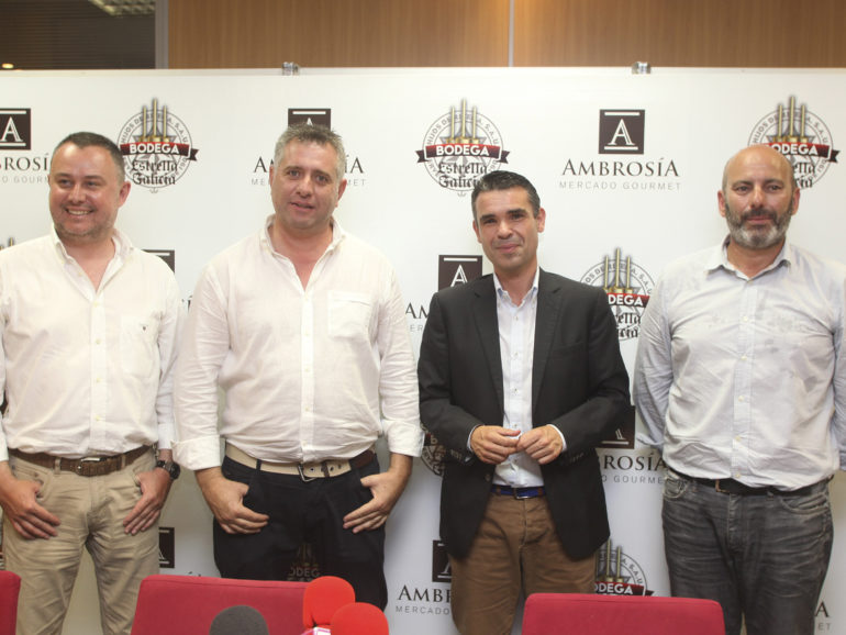 Ambrosia Gourmet Market Press Conference