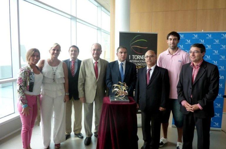 I Torneo Internacional de Baloncesto Costa del Sol 2011.