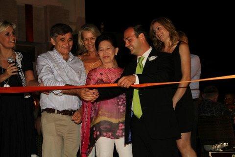 Thai Style abrió sus puertas ante 400 invitados